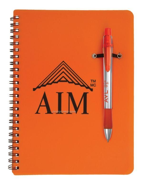 Notebook/Pen Combo