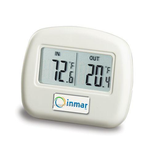 Wireless Thermometer W/ Remote Sensor