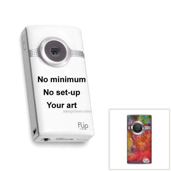 Customizable Flip Ultrahd Camcorder 8gb