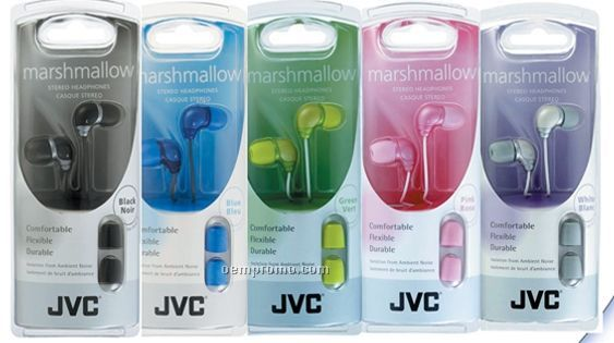 Jvc Marshmallow Headphones