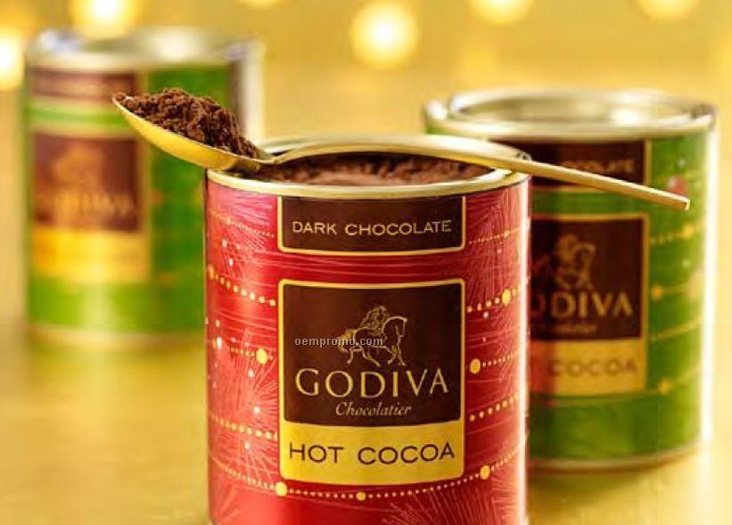 Holiday Mini Cocoa Tin Trio