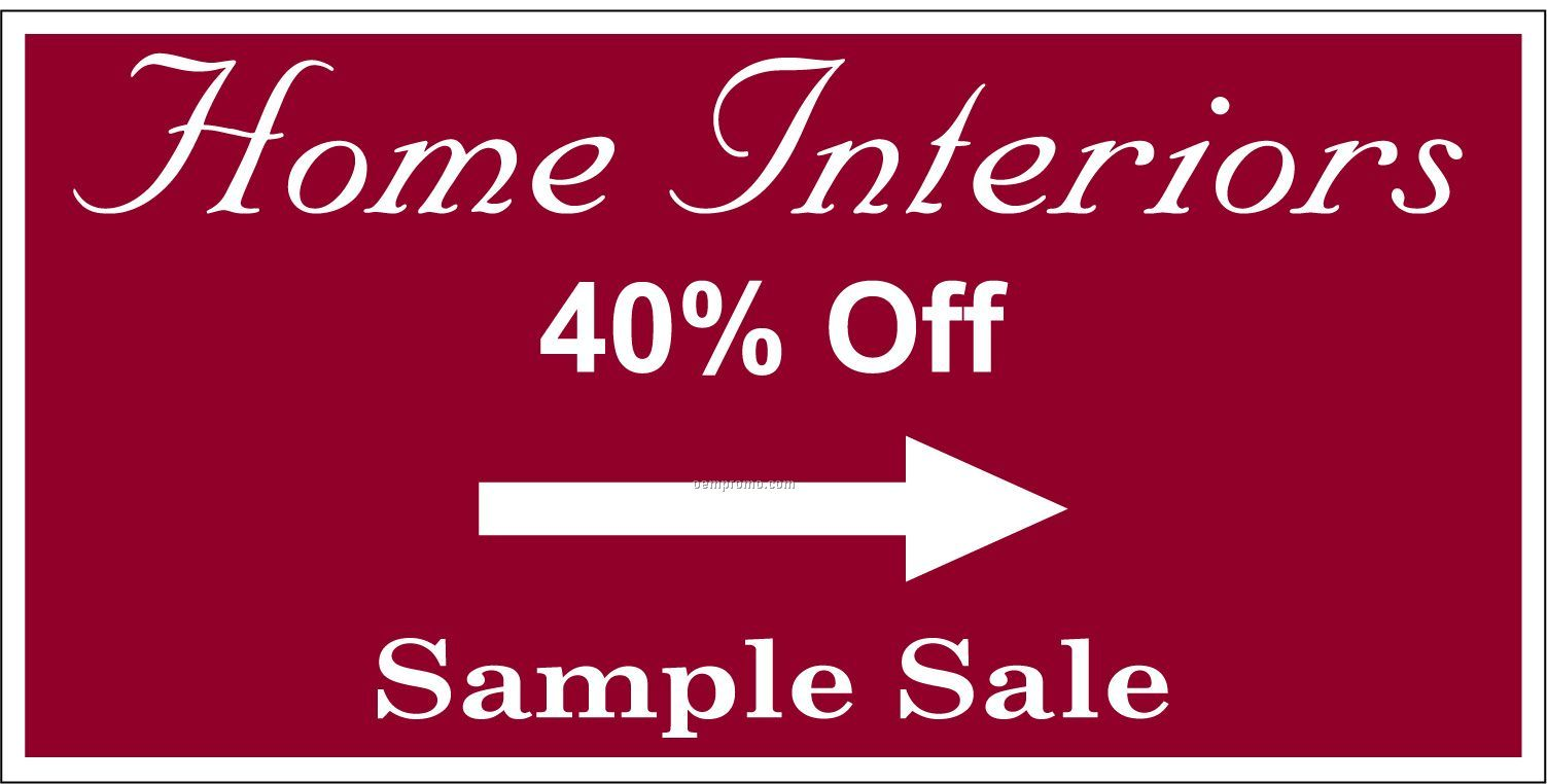"""12""""X24"""" Corrugated Plastic Pick 2 Sign W/ Vertical Flute- 1 Sided"""