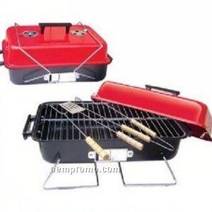 Portable Barbecue Set
