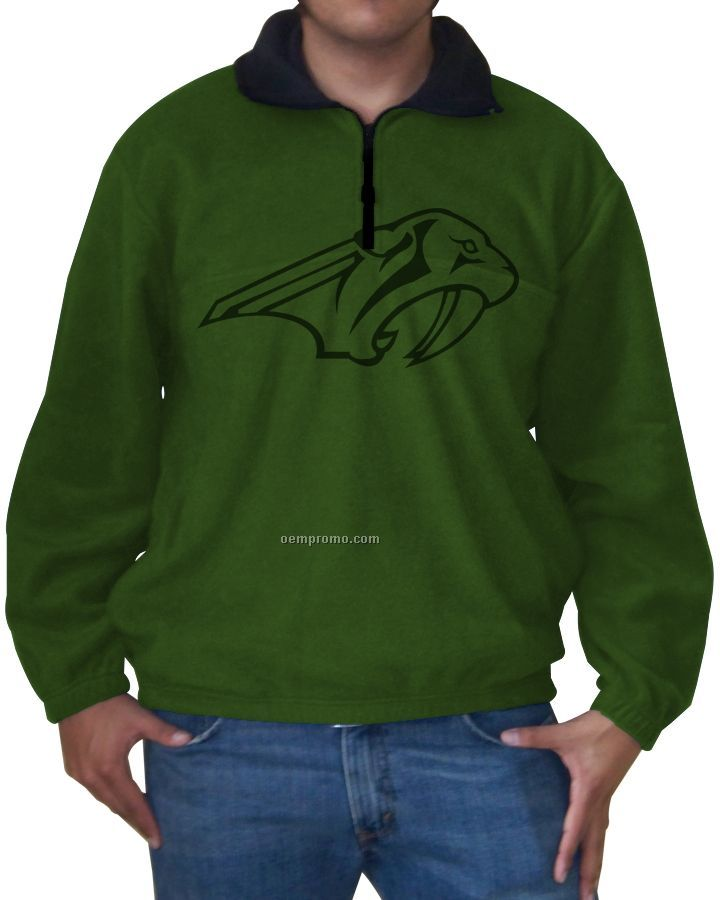 Men's Yampa 440 Gram Heavyweight Fleece Pullover (Laser Etched - Xs-xl)