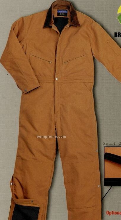 Walls Mid Weight Duck Insulated Coverall