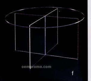 Acrylic display table 12 x12 x6 china wholesale acrylic display table 12 x12 x6 - Guarding dragon accent table ...