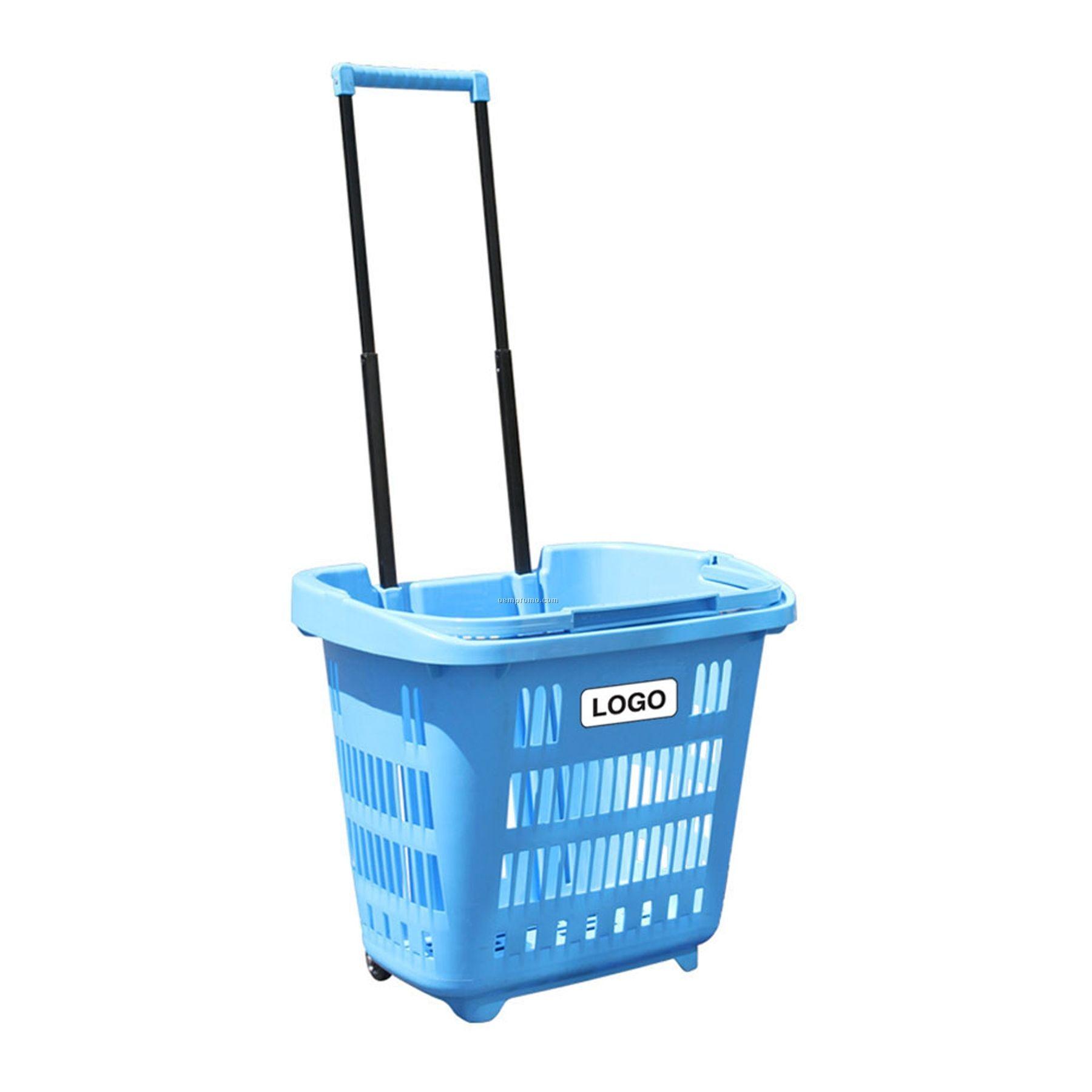 Ez-roller Shopping Basket