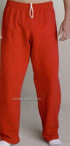 Gildan Heavy Blend Open Bottom Sweatpants
