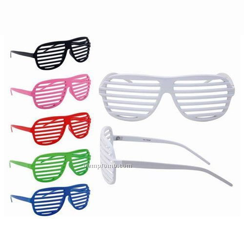 Shutter Shade Glasses