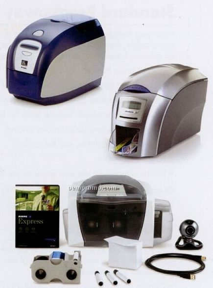 Zebra P110i Card Printer