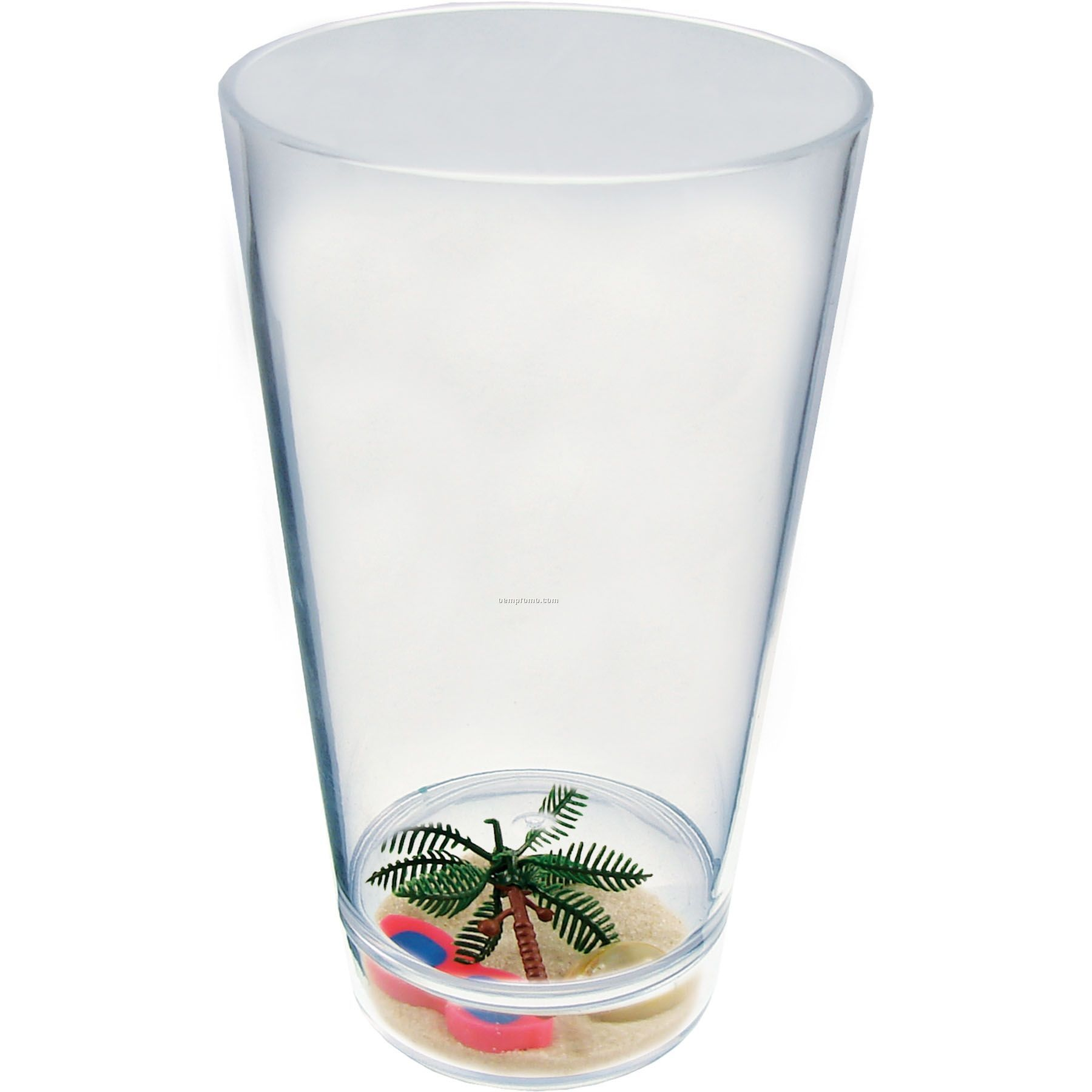 16 Oz. Beach Compartment Cup