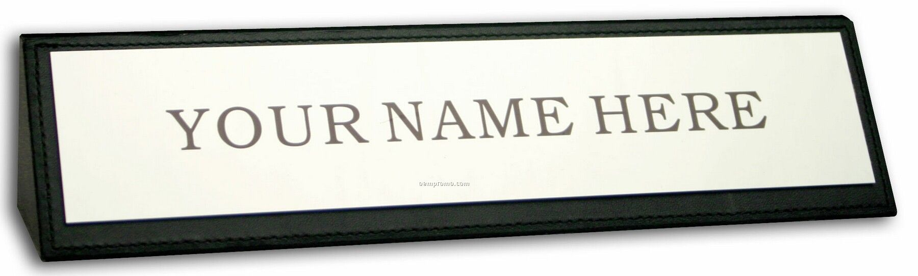 black classic leather name plate china wholesale black classic leather name plate. Black Bedroom Furniture Sets. Home Design Ideas