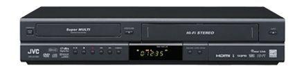 Jvc Slim Design DVD Video Player