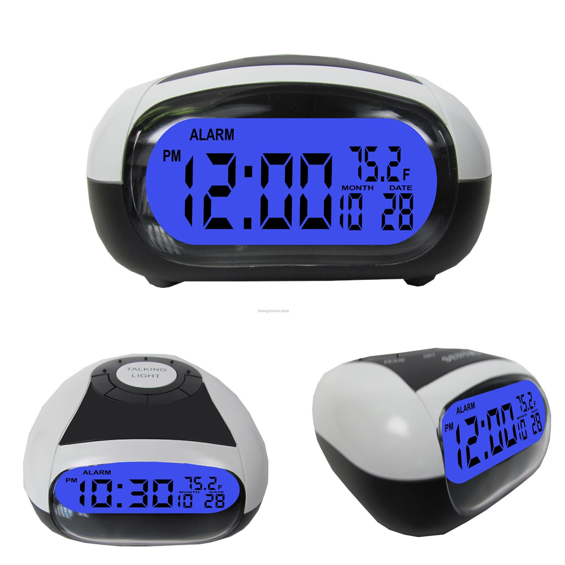 travel digital radio controlled alarm clock china wholesale travel digital radio controlled. Black Bedroom Furniture Sets. Home Design Ideas