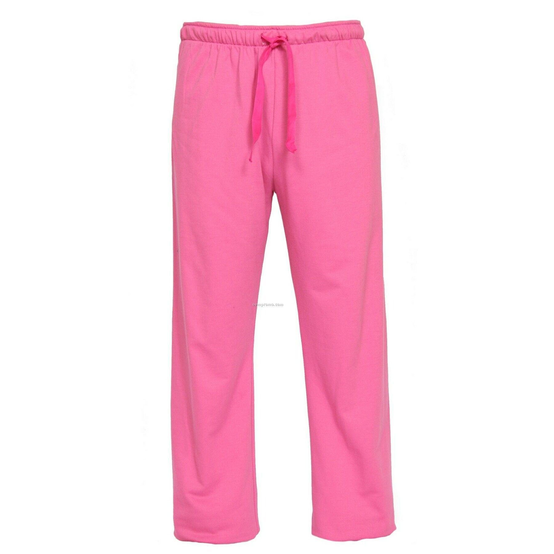 Youth Pink Unisex Fleece Mvp Pant