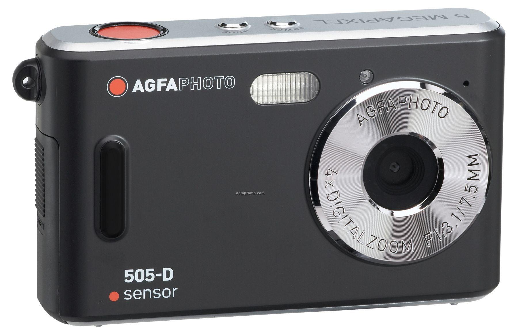 Agfa 5.0 Mp Camera