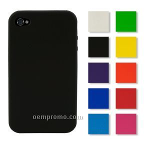 Iphone 4 Silicone Protective Skin
