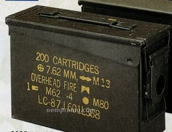 30 Caliber Ammo Can