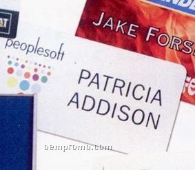 """Engraved Name Badges (1-3/4""""X2-3/4"""")"""