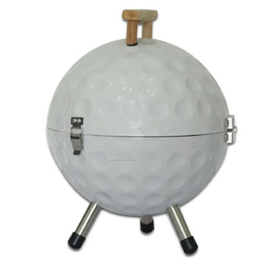 Golf Ball Charcoal Grill