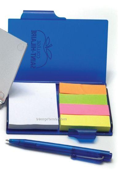 Mini Hard Cover Notebook