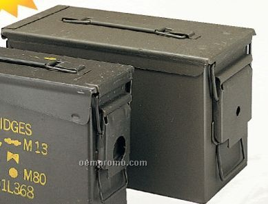50 Caliber Ammo Can