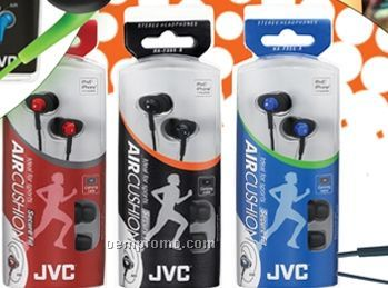 Jvc Noise Reduction Earbuds