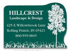 Landscape Scenic Pad Value Stick Calendar (After 05/01/11)