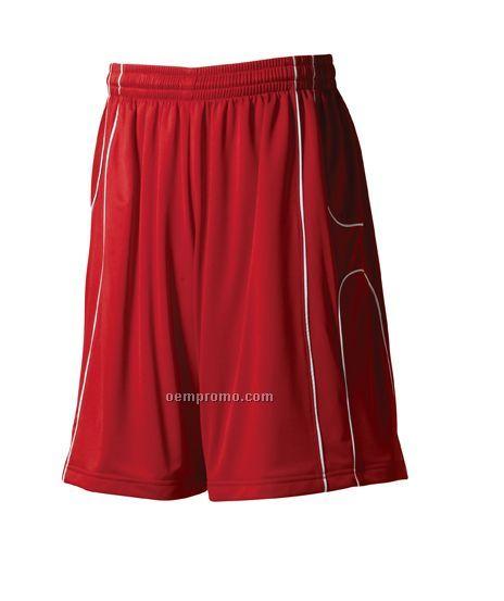 """N5285 Moisture Management Men's Basketball Game Short 10"""""""