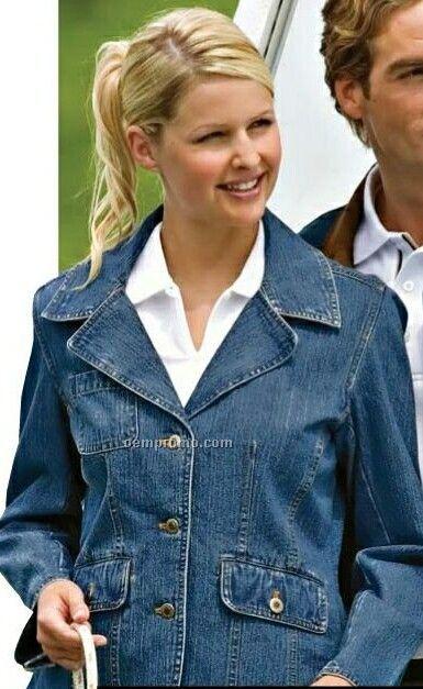 Dunbrooke Ladies' El Dorado Denim Jacket