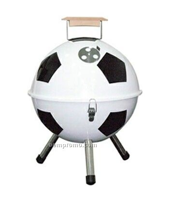 Soccer Ball Charcoal Grill