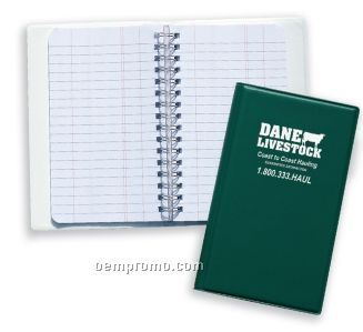 Wire-o Tally Notebook Junior