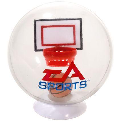 Desktop Basketball Globe