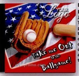 Baseball Music CD
