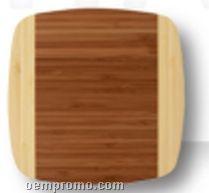 "Hawaii Molokini Thin Cutting Board (7 1/2""X7 1/2""X5/16"")"