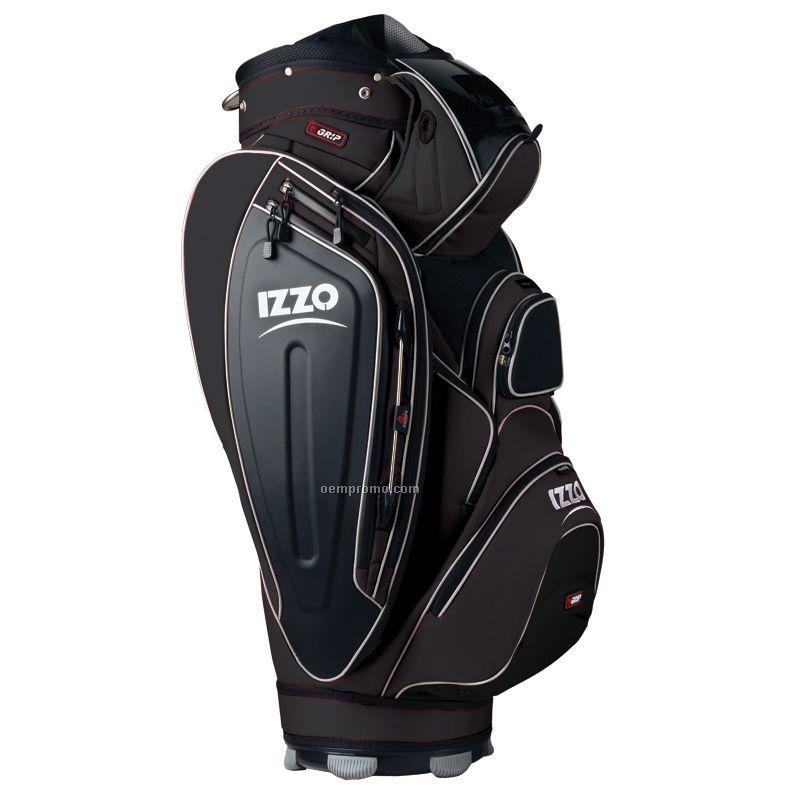 Izzo Pilot Cart Golf Bag