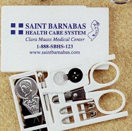 """3-5/8""""X2-1/8""""X1/4"""" Compact Sewing Kit"""