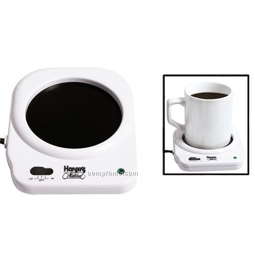 Cup Warmer With Dual Temperature Control