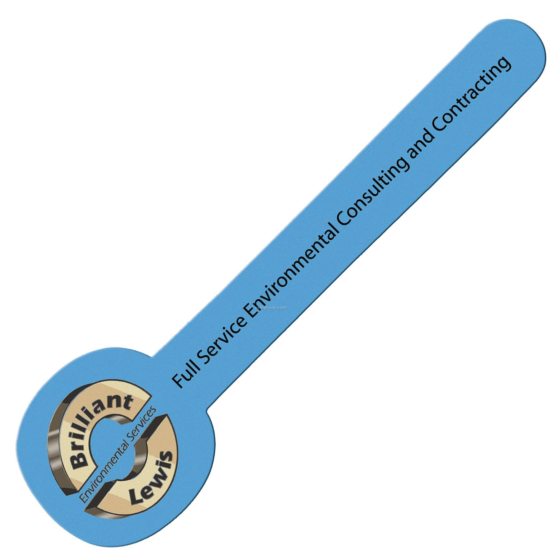 Horizontal Round Emery Board (1 Color)