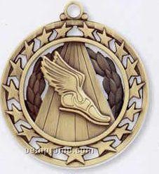Star Border Medallions - Track