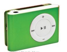 Music Player W/ Built In USB