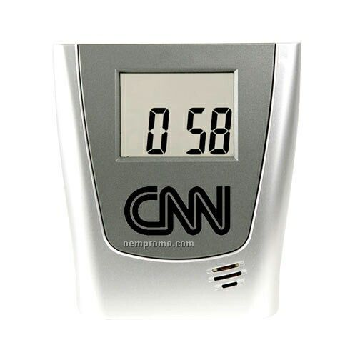 Talking Clock With Digital Readout