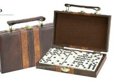 Attache Double Six Domino In Box