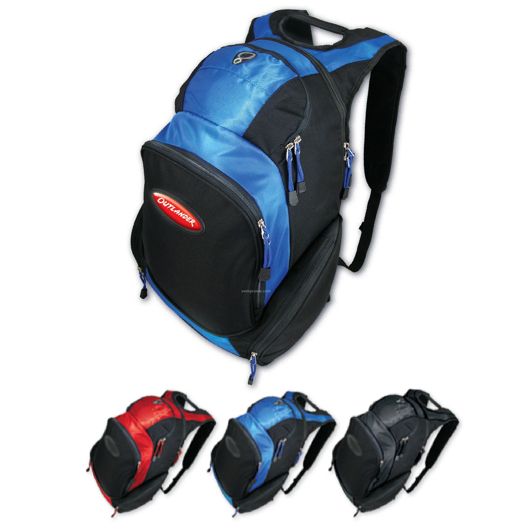 Brand Gear Backpack
