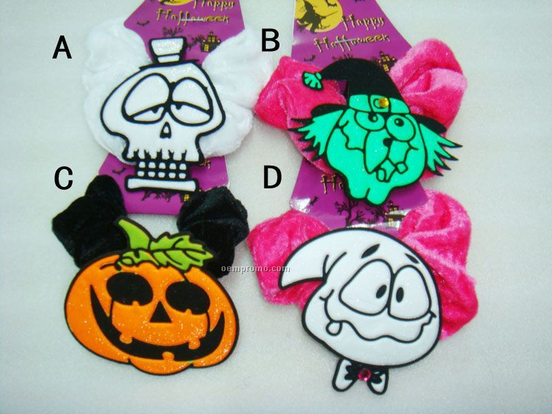 Halloween Hair Rings