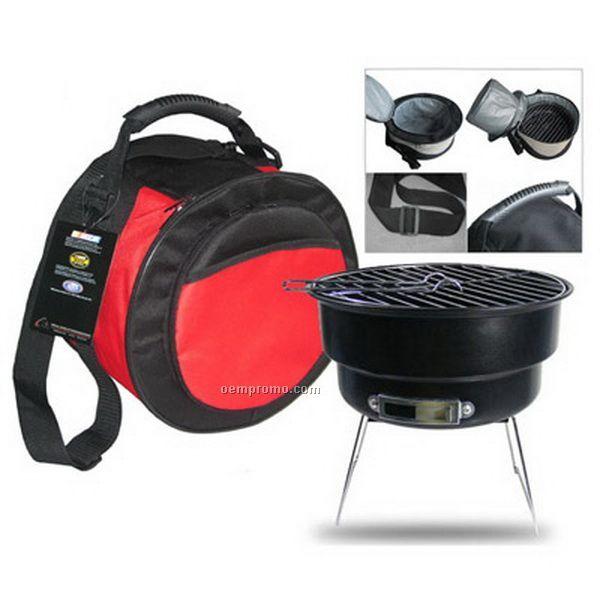 Cooler Bag W/ Bbq Grill
