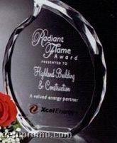 "Pristine Gallery Lambent Flame Award (8"")"