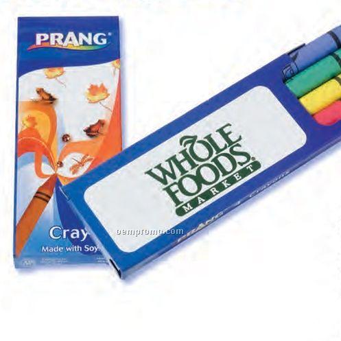 Prang Crayons 4 Pack (Imprint)