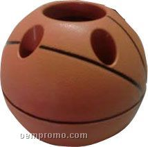 Basketball Shape Pen Container