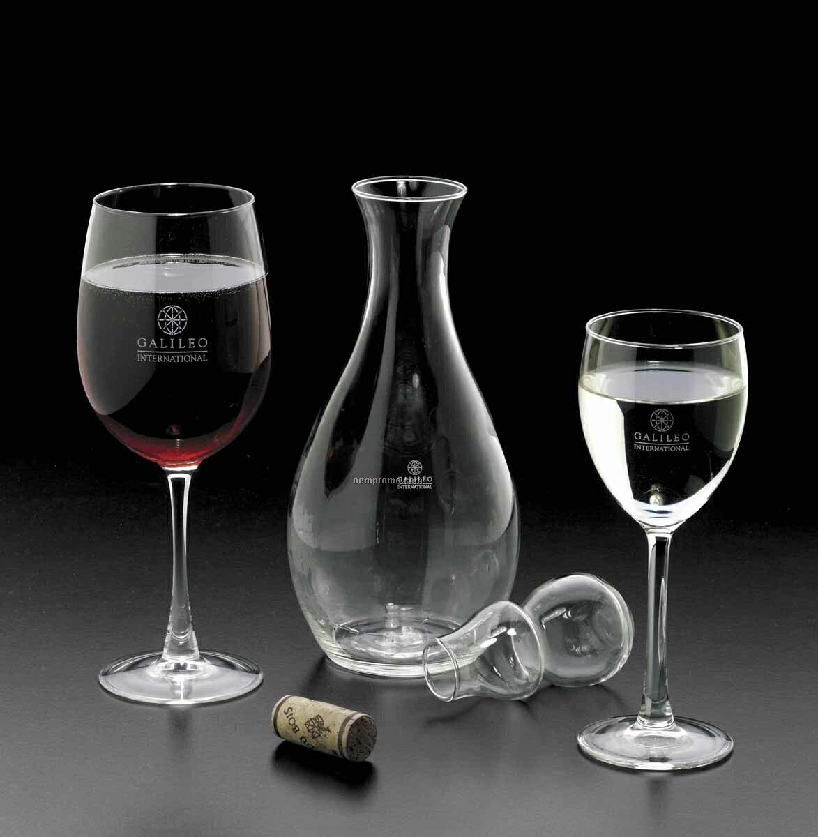 The Curvature Red Wine Glass (19 1/4 Oz.)